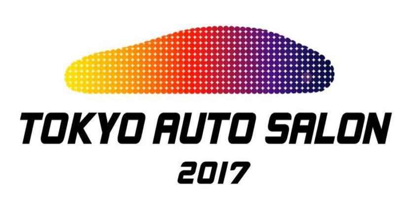TOKYO AUTO SALON 2017出展